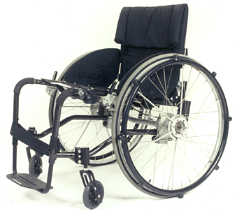 Multi-Speed Hub for Manual Wheelchairs